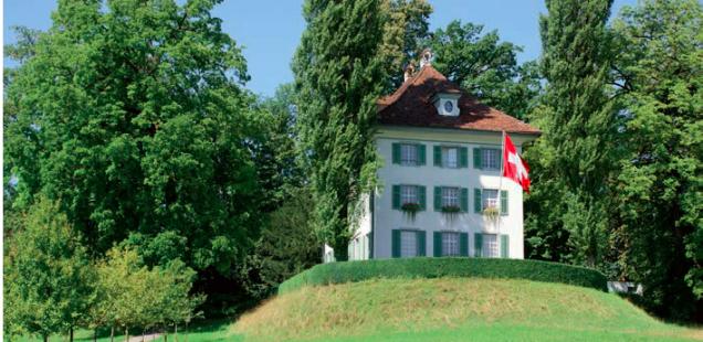 Richard Wagner über Luzern: «Ich kenne keinen schöneren Ort.»