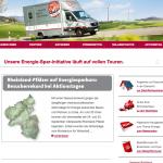 Informationsportal für die Energie-Spar-Inatiative: www.unser-ener.de