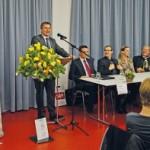 Schütz trifft SVP Präsident Brunner
