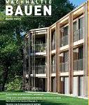 """Schütz schreibt ab 2014 -zusätzlich- für das Architekur-Fachmagazin """"Nachhaltig Bauen"""""""