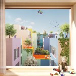 Architekt Wini Maas: Feldhäuser schaffen kreative Verdichtung