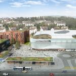 Mall of Switzerland: Der Bau einer Erlebniswelt