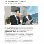Einleitung Kundenmagazin: RE/MAX Collection Magazine
