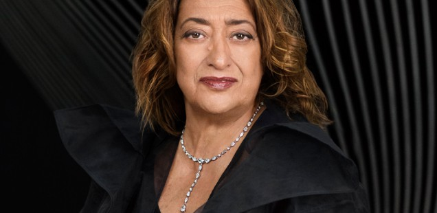 Zaha Hadid - Ein Nachruf von Robert Schütz