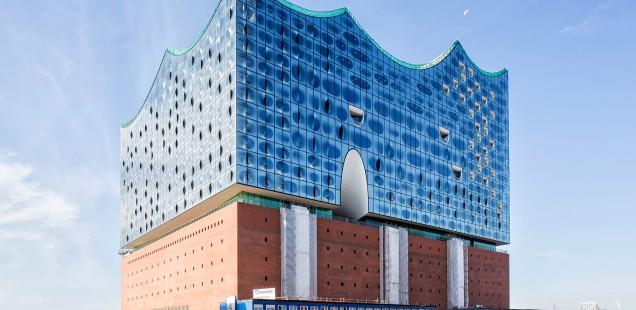 Elbphilharmonie Hamburg: Zum Raum wird hier die Zeit.