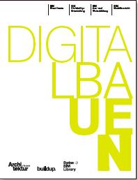 Cover Digital Bauen