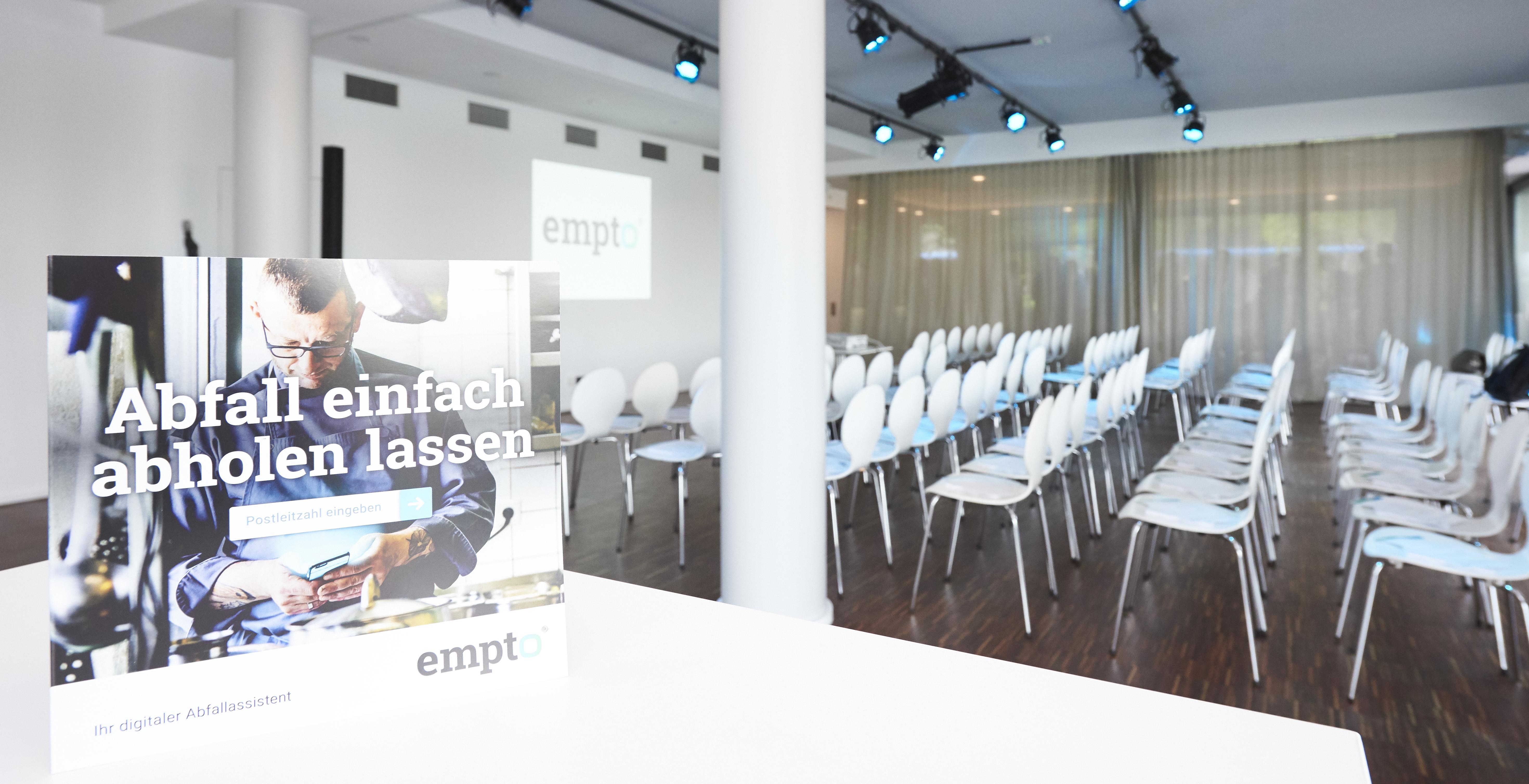 – emto Talk in Köln: Kreislaufwirtschaft der Zukunft. Chancen für die Digitalisierung.